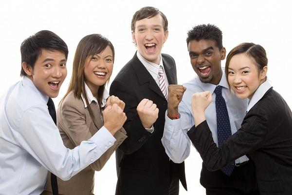 Organizational Achievement With Team Work