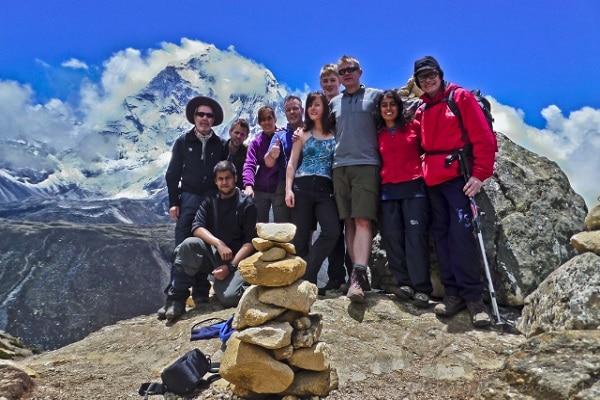 Personal development program Hill Climbing