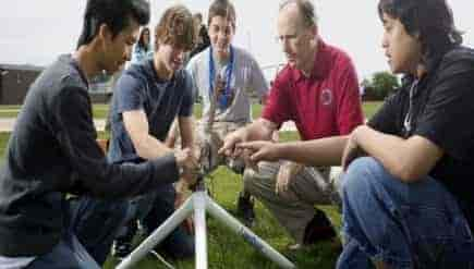 Nature-Based Education Programs For Youth Training