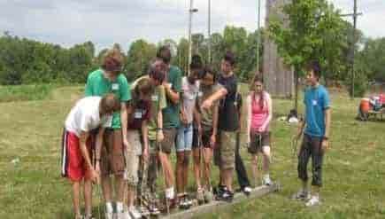 Experiential Learning Outside