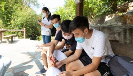 Experiential Learning With Covid-19